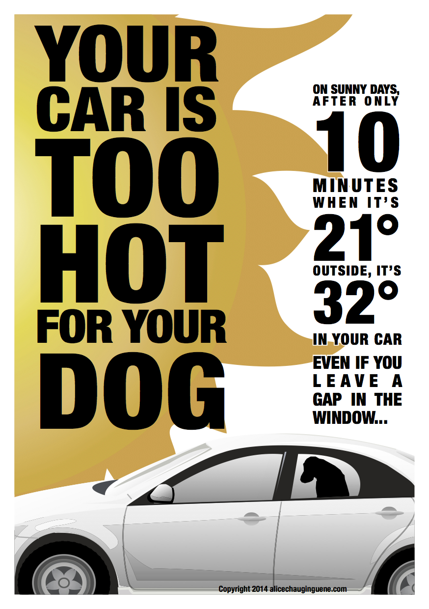 Your car is too hot!
