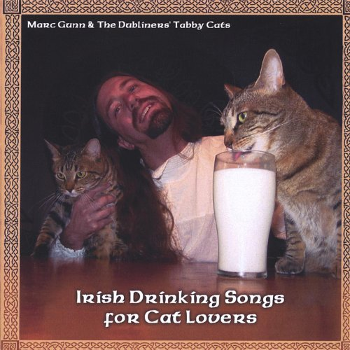 Review: Irish Drinking Songs for Cat Lovers