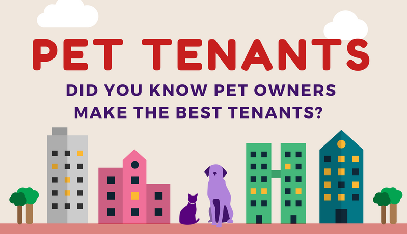 Why pet people are great tenants